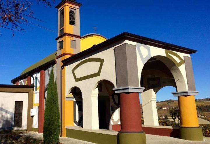 chiesa_coazzolo_arte_tremlett_lastampa