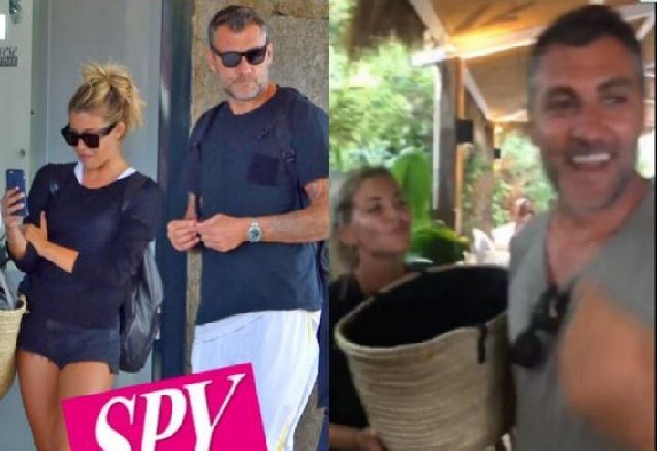 e3aaf18eb2 Bobo Vieri e Costanza Caracciolo / Stanno insieme? L'ex bomber ...