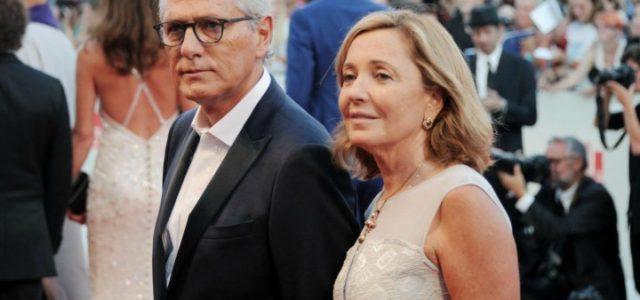 Francesco Rutelli e Barbara Palombelli, genitori di Serena