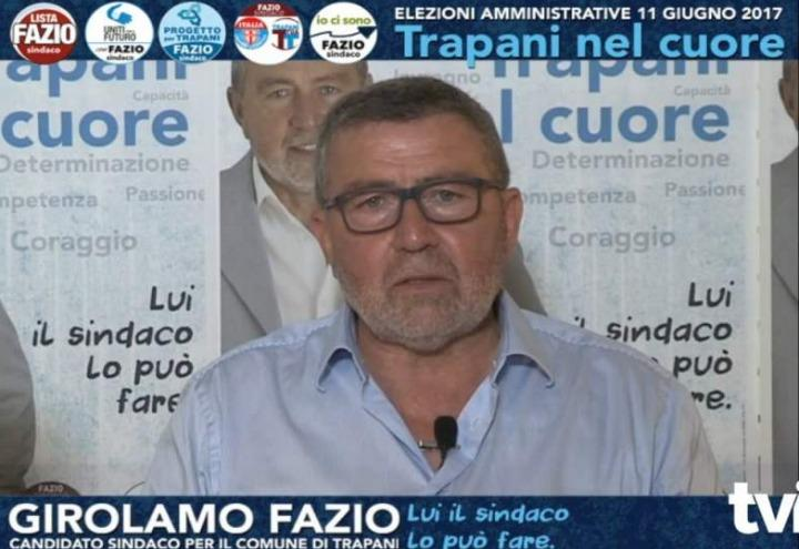 girolamo_fazio_trapani_elezioni_sindaco_comunali_video_tvi_2017