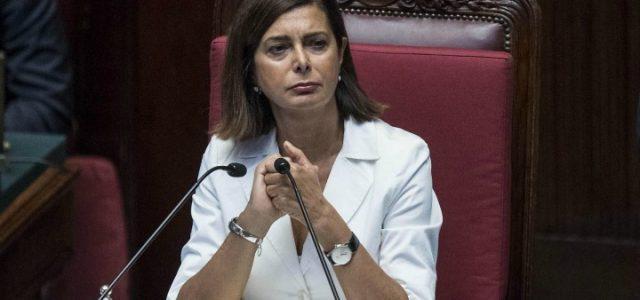 laura_boldrini_presidente_camera_monecitorio_sinistra_lapresse_2017