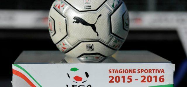 legapro_pallone_stagione2015-16_lapresse