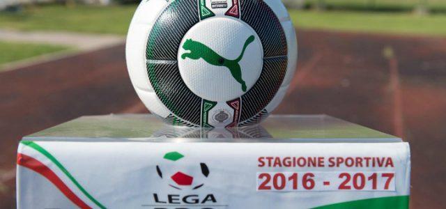legapro_pallone_stagione2016-17_lapresse