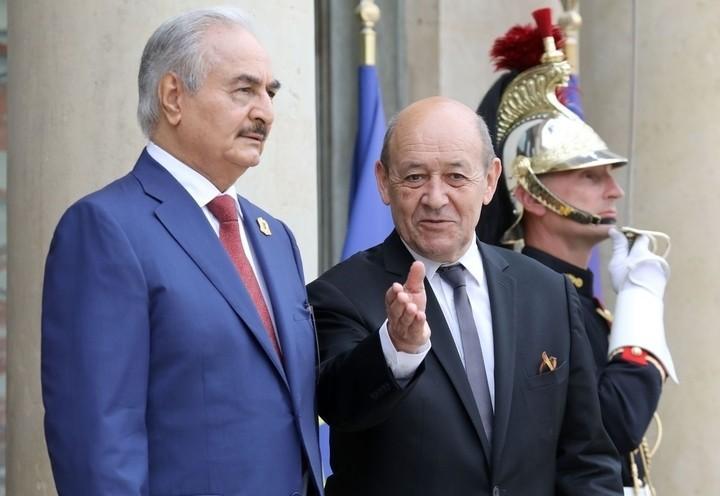 libia_haftar_ledrian_francia_lapresse_2018