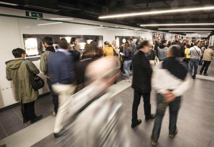 metropolitana_traffico_milano_roma_lapresse_2017