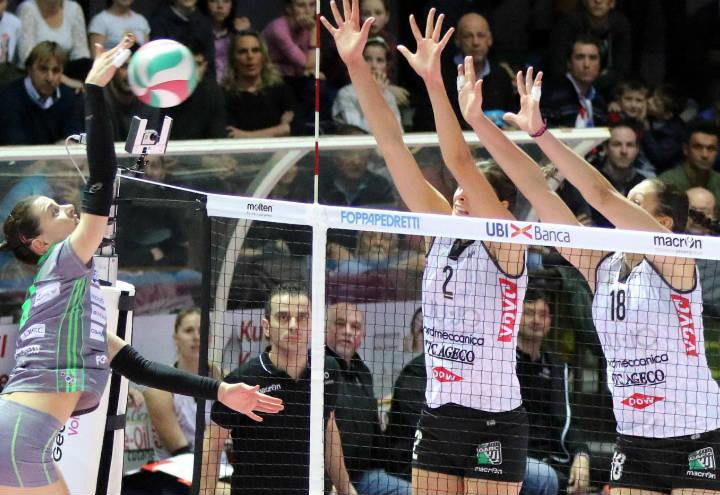 Diretta modena conegliano risultato finale 3 2 la liu jo vince in rimonta gara 1 - Diva futura channel streaming ...
