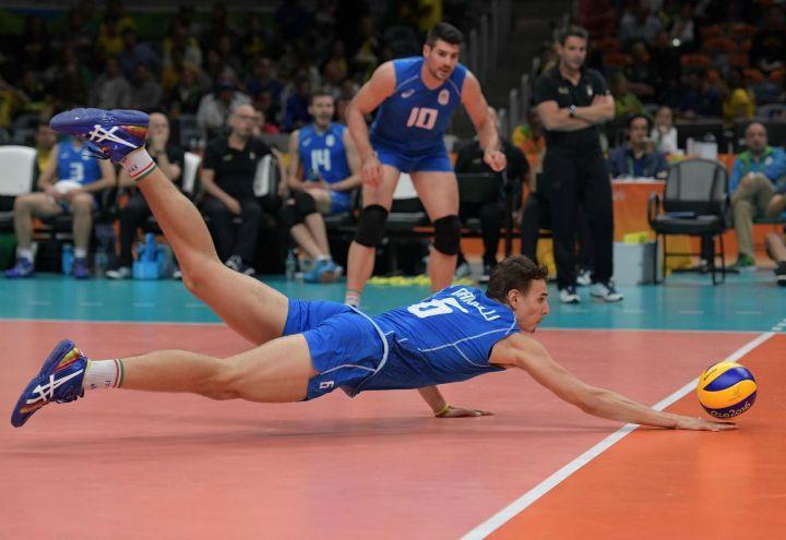 nazionale italia volley
