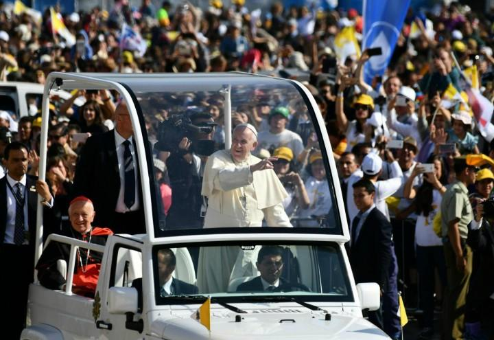papa_francesco_chiesa_cile_viaggio_bergoglio_lapresse_2018