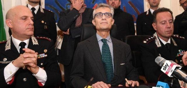 procura_bologna_carabinieri_conferenzastampa_igor_feher_lapresse
