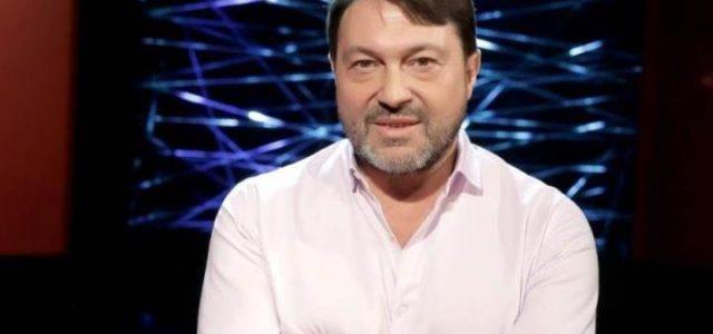 """Sigfrido Ranucci, conduttore di """"Report"""""""