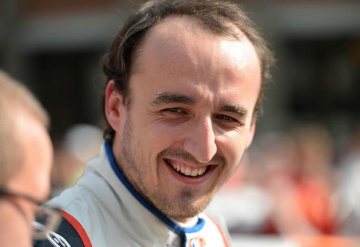 F1, Kubica torna in pista: con la Williams nel 2019