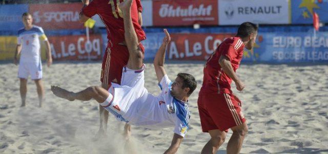 russia beach soccer