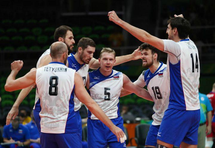 russia volley maschile lapresse