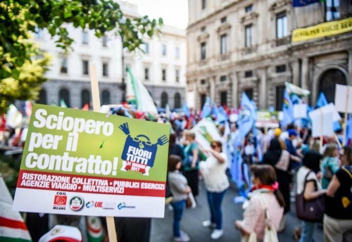 sciopero_contratti_statali_pa_lavoro_sindacati_protesta_lapresse_2017