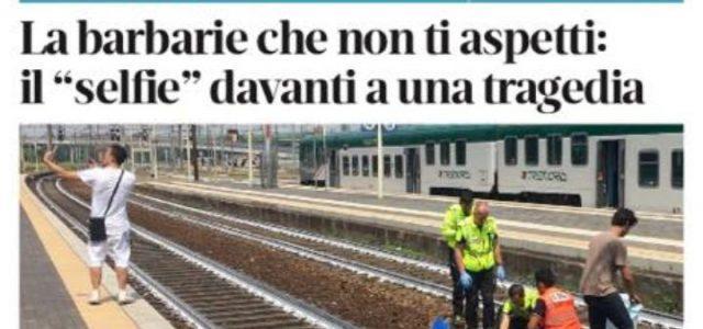 selfie_ferito_freno_piacenza_giorgio_lambri_screenshot_2018