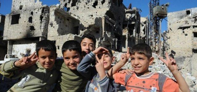 siria_guerra_8_aleppo_bambini_lapresse_2017