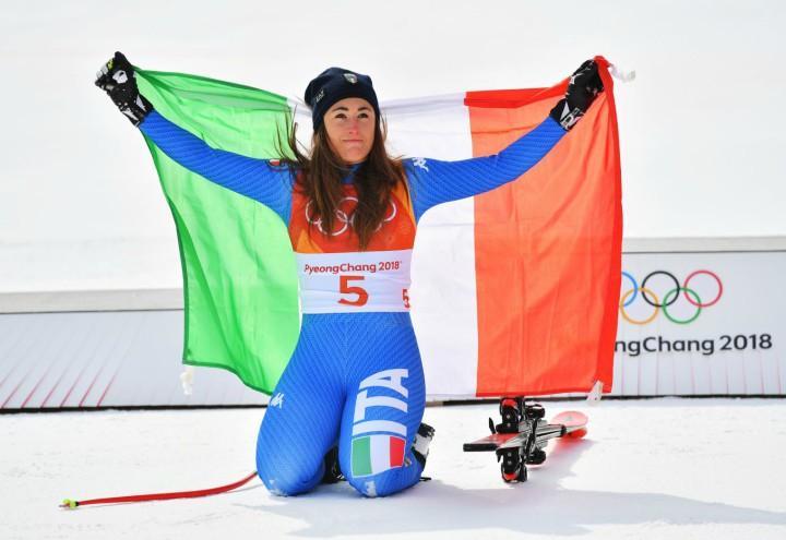 sofia_goggia_oro_olimpiadi_lapresse