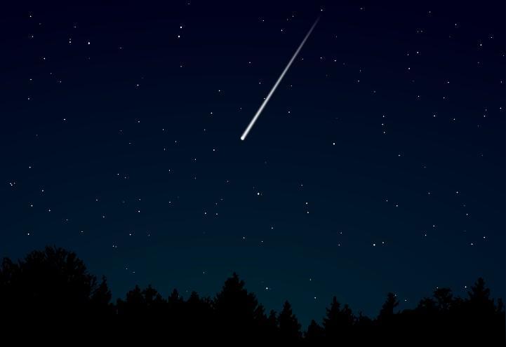 San Lorenzo notte stelle cadenti