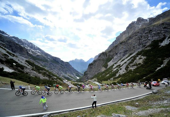 stelvio giro per Vuelta