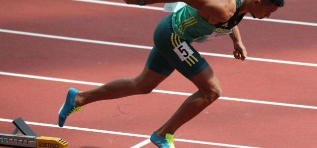 van niekerk atletica 400 metri