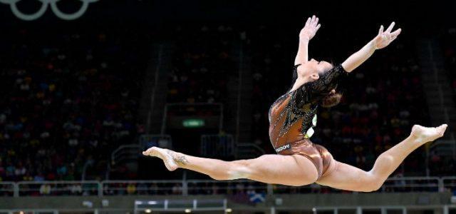 ferrari ginnastica Olimpiadi