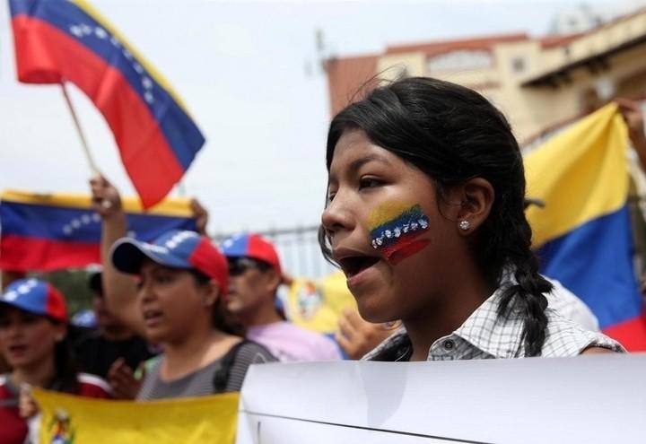 venezuela_manifestazione_lapresse