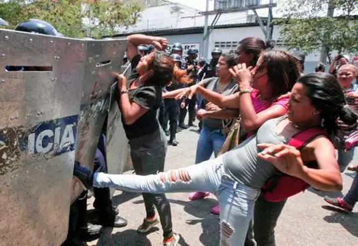 venezuela_scontri_2018