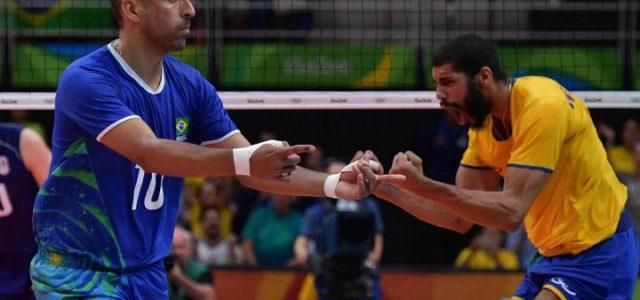 volley maschile brasile