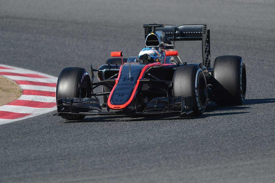 Alonso_McLaren_test