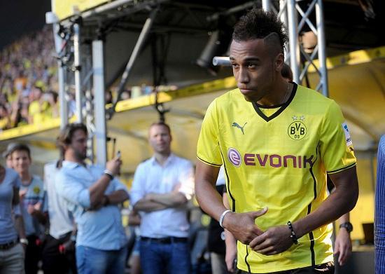 Aubameyang_Dortmund