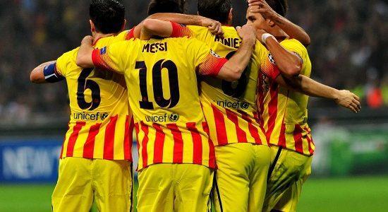 Barcellonamucchio