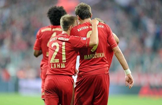 BayernMonaco