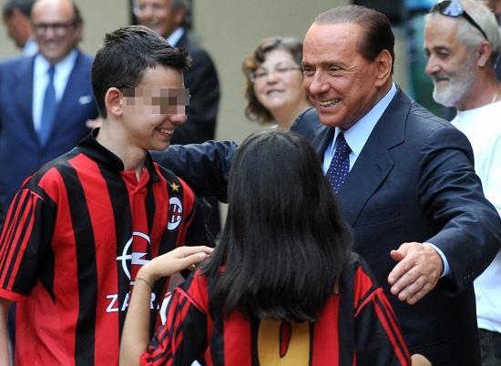 Berlusconi_Milanello