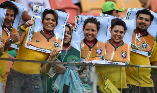 Brasile_figurine