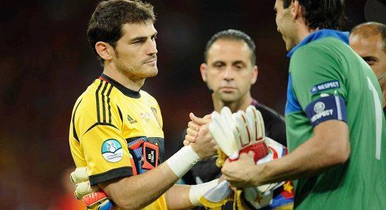 Buffon_Casillas