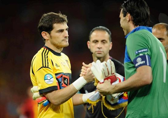 Buffon_Casillas