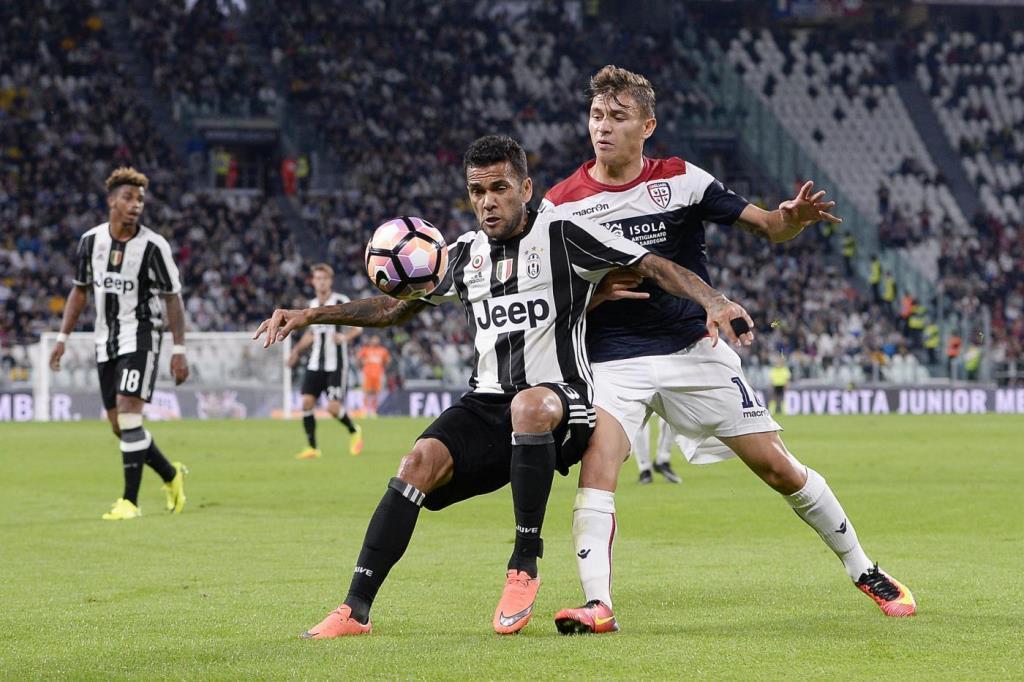 Diretta / Cagliari-Juventus (risultato finale 0-2) info ...