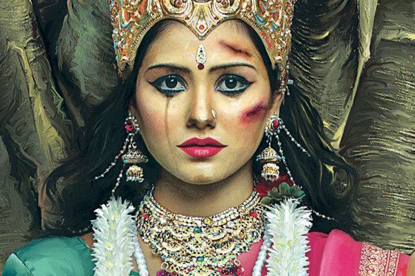 Divinita-indu-sfigurate-India-4