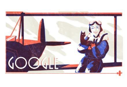 Doodle_google_jean_batten_logo_aviatore
