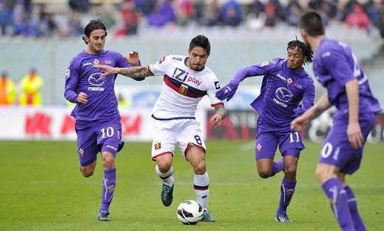 FiorentinaGenoa_lancio