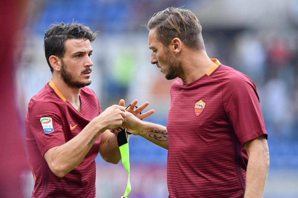 Florenzi_Totti_Roma
