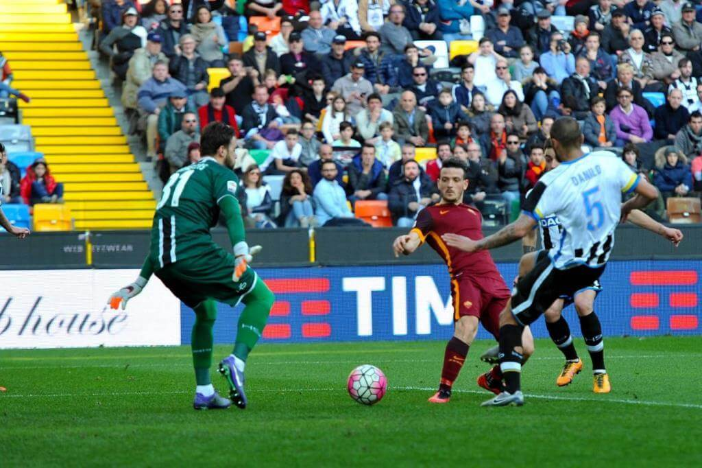 d974101e2b PAGELLE / Roma-Udinese: Fantacalcio, Diego Perotti man of the match (Serie  A, 1^ giornata)