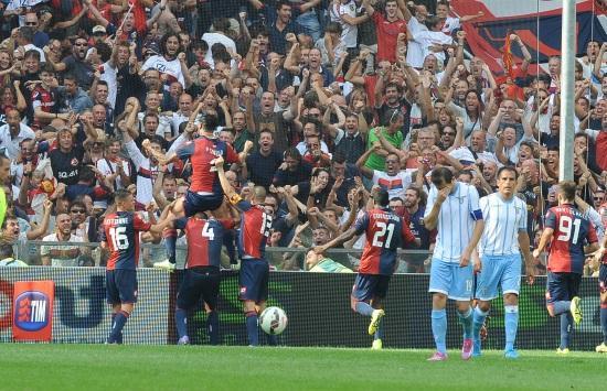 GenoaLazio_gol