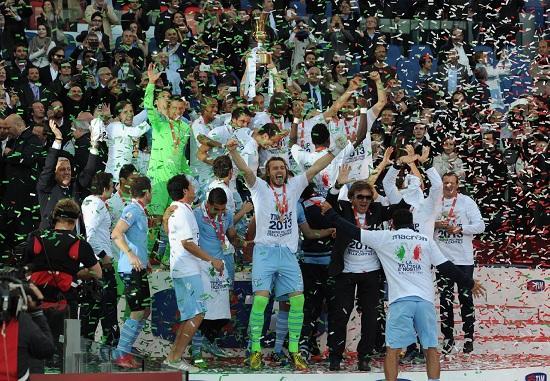 Calendario Napoli Coppa Italia.Coppa Italia Il Calendario Degli Ottavi Di Finale Juventus