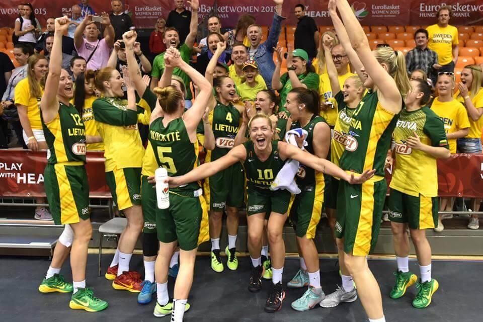 Europei Di Basket Calendario.Europei Basket Femminile 2015 Il Calendario Dei Quarti Di