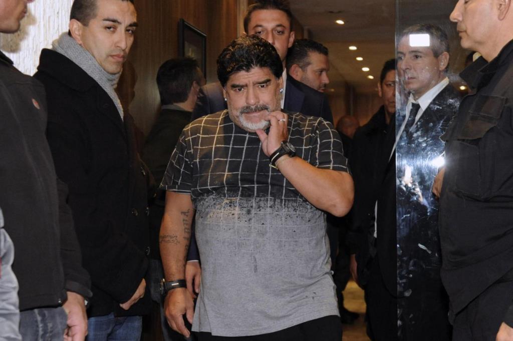 Diego Armando Maradona - La Presse bdb98c99676c3