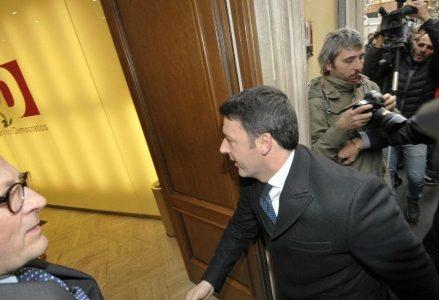 Matteo_Renzi_pd_direzione_sede_partito_democratico