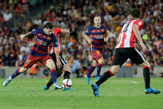 Calendario Partite Barcellona.Calendario Liga Il Programma Delle Partite In Spagna 1