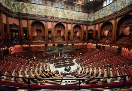 Montecitorio_governo_aula