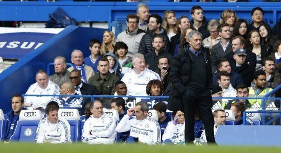 Mourinho_Stamford